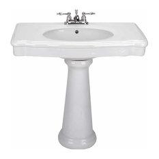 supply old pedestal sink bathroom console white china darbyshire bathroom sinks