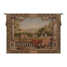 Terrasse Au Chateau I European Tapestry Wall hanging