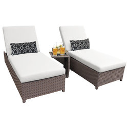 Tropical Outdoor Lounge Sets by TKClassics