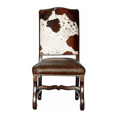 Classic Cowhide Chair, Set of 4