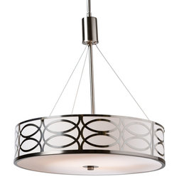Contemporary Pendant Lighting by Baxton Studio