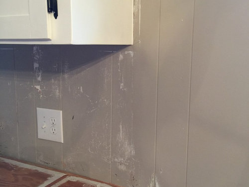 Is There Anyway To Install Drywall Without Removing Kitchen Cabinets