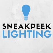 Sneak Peek Lighting's photo