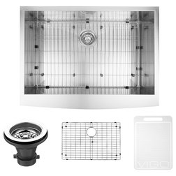Contemporary Kitchen Sinks by VIGO