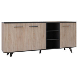 Contemporary Sideboards by Meubles Demeyere