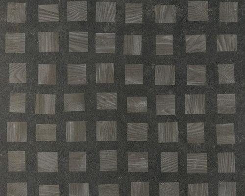Pitch Black Quad - Wall & Floor Tiles