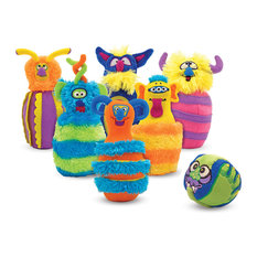 Melissa And Doug - Monster Bowling - Baby and Toddler Toys