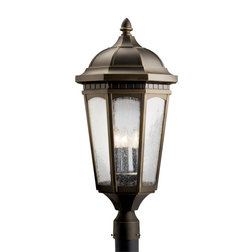 Traditional Post Lights by Kichler