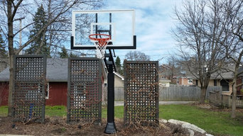 Ironclad Sports - Triple Threat Basketball Goal