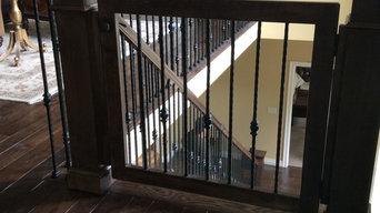 Basic Stair Gate