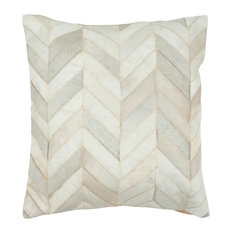 "Safavieh Marley Pillow, Set of 2, Multi/White, 22""x22"""