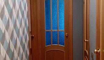 Реставрация дверей.