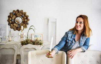 En casa de… Laura Martínez: Blogger de 'La chimenea de las hadas'