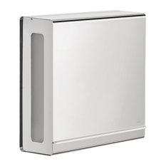 Blomus Nexio Paper Towel Dispenser, Polished