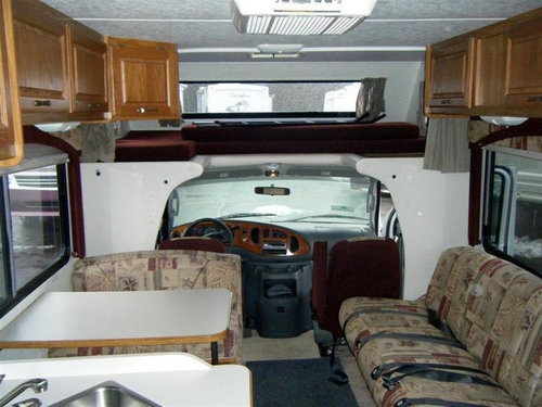 Help choose paint colors for my RV please!