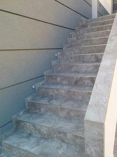Consigli su scale esterna quale rivestimento scegliere - Scale in resina prezzi ...