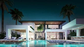 Ponte Vedra Beach - Custom Modern House