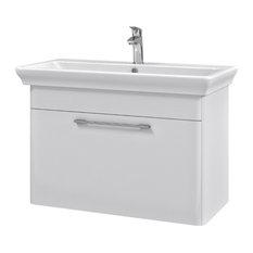 32-inch Bathroom Vanity Set White