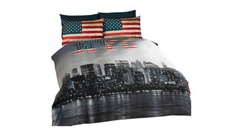 NYC Duvet Cover Set
