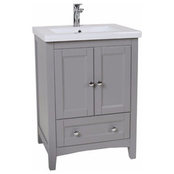 Traditional Bathroom Vanities And Sink Consoles by clickhere2shop