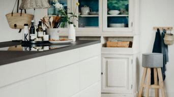 Accessoires Gestaltung einer Küche