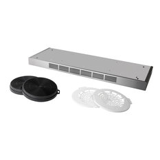 """Non-Ducted Recirculation Kit for Pro-Style E60 Series 30"""" Range Hood"""