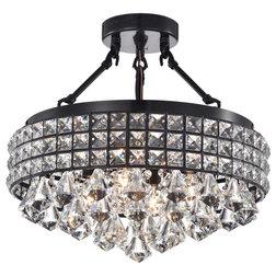 Traditional Flush-mount Ceiling Lighting by Edvivi Lighting