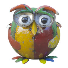 Barnyard Owl Decorative  Beverage Tub