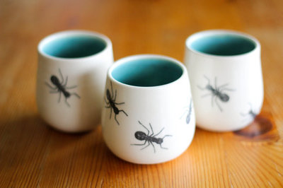Eclectic Cups And Glassware by Etsy