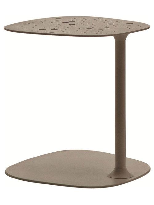 Aikana Sidobord H42cm, Beige - Sideborde & aflastningsborde