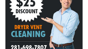 Dryer Vent Cleaning Tomball TX