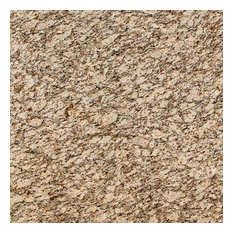 Various Sized Santa Cecelia Countertop Granite Slab, 3 cm.