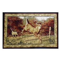 Art Carpet Southwestern Frolicking Woven Hearth Area Rug 2 X 3 Rectangle Rugs