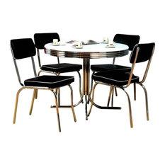 contemporary dining room sets | houzz