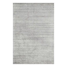 Silver Barkley Hand Loomed Area Rug by Loloi, 12'x15'