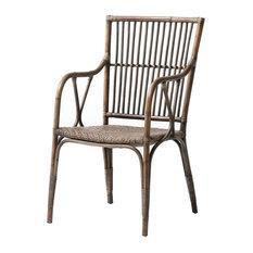 NovaSolo Wickerworks Duke Chair (Set Of 2)