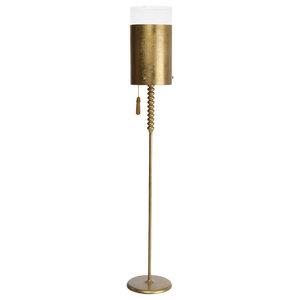 Manuelino Floor Lamp, Gold