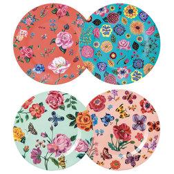 Midcentury Dinner Plates by Maison Petit Jour