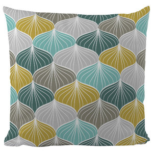 Fish Tails Scatter Cushion