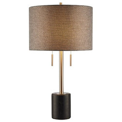 Transitional Table Lamps by Luxeria Home