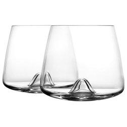 Scandinavian Liquor Glasses by Red Candy Ltd