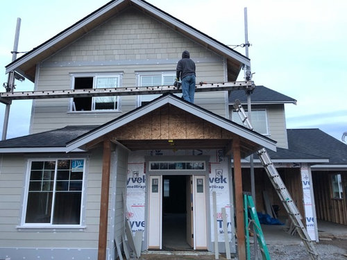 Add Corbels To House Exterior Or No Help