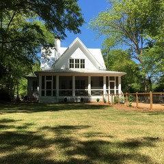 four gables house plan. \ Four Gables House Plan L