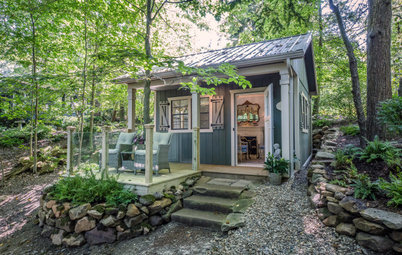 USA Houzz Tour: Explore a 'She Shed' Inspired by Wedgwood China