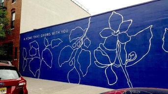 commercial murals