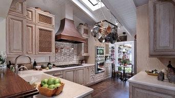 Newport Beach English Cottage