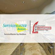 Foto de ServiceMaster by Hedden & Superior Construction
