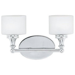 Fancy Contemporary Bathroom Vanity Lighting by HomeClick