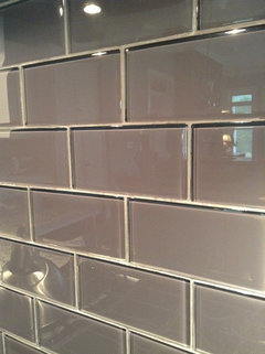 glass tile chipped where cut