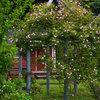 花や緑とともに美しい景観を演出する、庭づくりの名脇役ツール